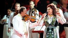 """Concert extraordinar Maria Ciobanu, """"Lie, lie Ciocârlie, rămân a voastră Mărie!"""