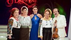 Monica Anghel, Cezar Ouatu şi Maria Ciobanu fac Paştele la TVR 1