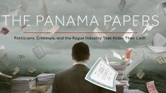 #PanamaPapers, luni, la Prim-plan
