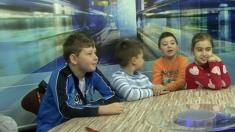 Copiii au cucerit TVR Timişoara