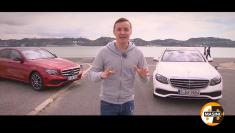În premieră, Giurgea şi Bratu ne prezintă noua limuzină de la Mercedes