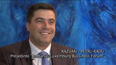 """Un european la Luxemburg: Răzvan-Petru Radu, marţi, la """"Lumea şi noi"""""""