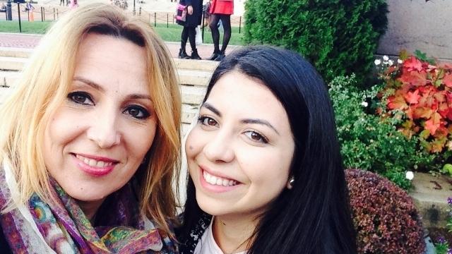 Elif Memet şi Irina Păcurariu
