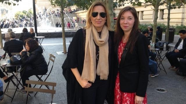 Irina Pacurariu si Sonia Coman