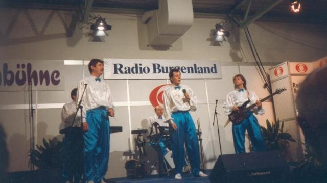 Marius Dobra in anii 90
