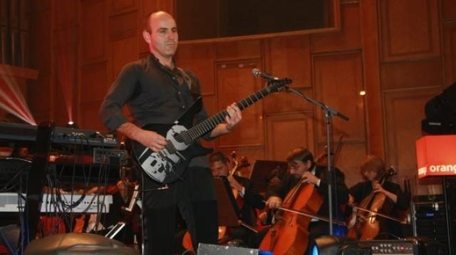 Horia Crisoveanu Mozart Rocks