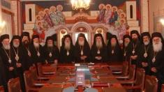 Orașul Jerash și desfășurarea Sfântului și Marelui Sinod Ortodox