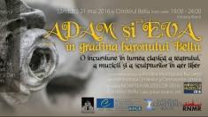 Teatru, muzică şi sculpturi în aer liber la Noaptea Muzeelor, la cimitirul Bellu