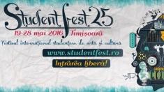 StudentFest 25 –Artă şi cultură de 25 de ani!