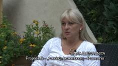 Crina Enita, cea care dă viaţă timpului, marţi la TVRi