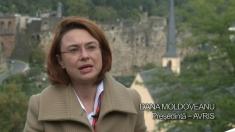 Dana Moldoveanu în holograma Europa, marţi la TVRi
