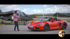 Aventuri în Portugalia, la volanul noului Porsche Boxster