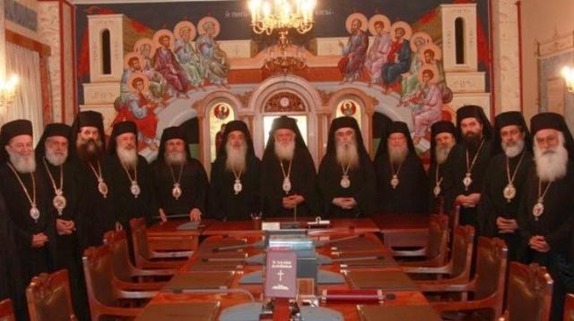 Sf. Sinod