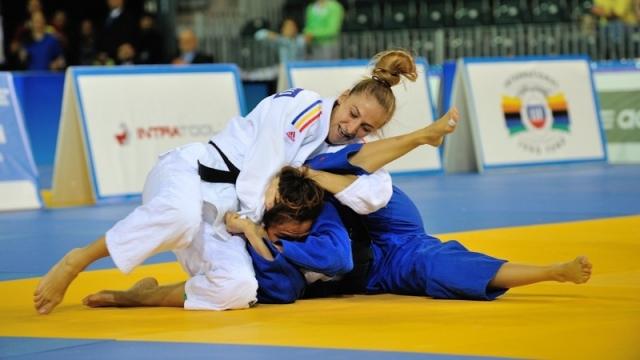 Monica Ungureanu - Judo
