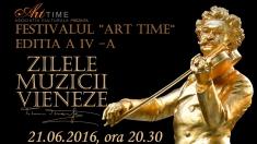 La Timişoara – Zilele Muzicii Vieneze