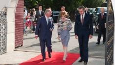 Prinţul de Wales, oaspetele Familiei Regale a României