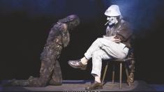 Festivalul de Statui Vivante începe cu Noaptea Statuilor la Casa Filipescu-Cesianu