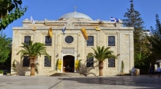 Repere creştine în Heraklion şi Sânzienele la Jilavele de Ilfov