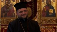 """Părintele Sergiu Vlad, luni la """"Lumea şi noi"""""""