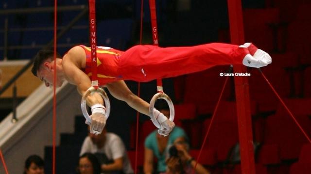 Campionatele Nationale de Gimnastica