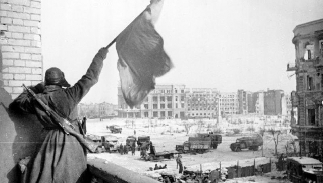 Razboiul lui Stalin cu URSS-ul