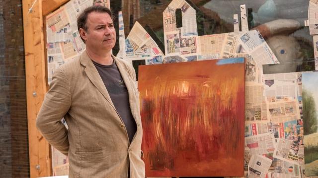 Arta la fereastra Ilie Chioibaş