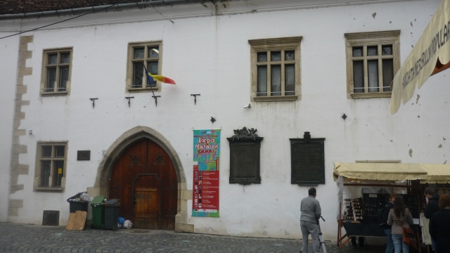 Locuri oameni si comori Cluj