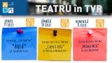 Calendar Teatru in TVr