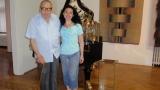Jancy Korossy şi Ramona Horvath
