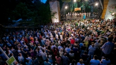 Noi recitaluri din Festivalul Muzici şi Tradiţii în Cişmigiu la TVR 1