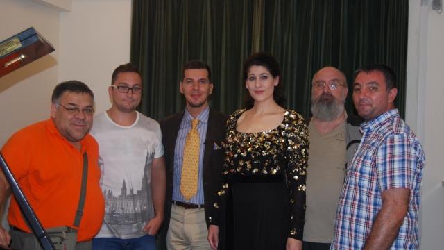Anja Harteros Marius Constantinescu