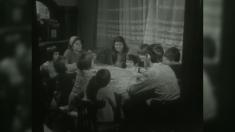 Familie cu 11 copii, subiect de reportaj TVR în 1974 şi 42 de ani mai târziu