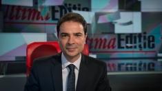 Claudiu Lucaci și invitații lui au pus punct săptămânii de ştiri, la Ultima ediţie