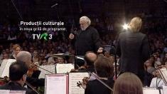 Producţiile culturale şi regionale definesc noua grilă de programe TVR 3