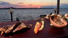 Rețeta lui Dinescu: Rață pe varză la grătar
