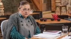 Lucia Hossu-Longin, la un mic dejun aniversar pe TVR 2
