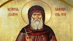 Ediţie specială Universul credinţei, de Sfântul Dimitrie cel Nou