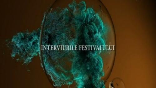 Interviurile Festivalului Enescu