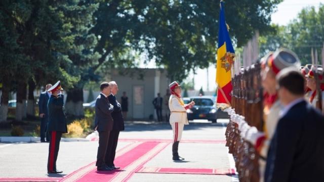 Presedintia Moldovei