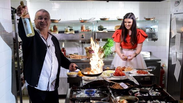 Dinescu si Paula Seling