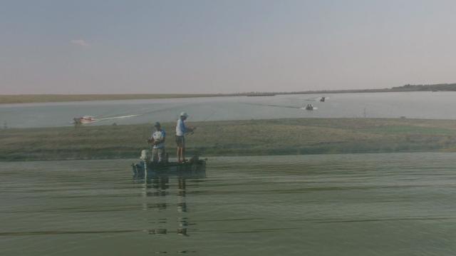 Pescar hoinar valea Argovei