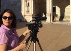 """Artă şi spiritualitate în Perugia, cu """"Cap compas"""""""