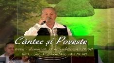 """Vasile Conea pe scena Festivalului """"Din Comoara Satului"""" – Ghiroda, 2016"""