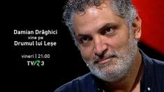 """O nouă călătorie pe """"Drumul lui Leşe"""", la TVR 3"""