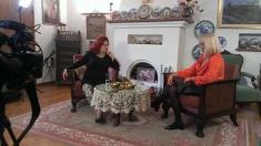 Stela Popescu se confesează Iulianei Marciuc la
