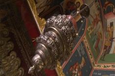 """Candela Doamnei Marica Brâncoveanu, la """"Universul credinţei"""""""