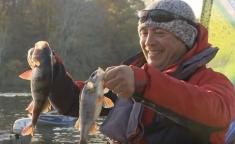 Pe lacul Snagov, în căutare de ştiuci şi bibani