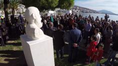 Aromânii din Albania şi bustul lui Nicolae Iorga