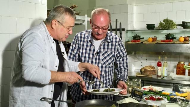 Dinescu si Toni Grecu