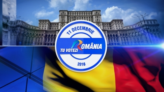 Tu votezi Romania